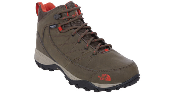 The North Face Storm Strike WP Shoes Women weimaraner brown/zion orange